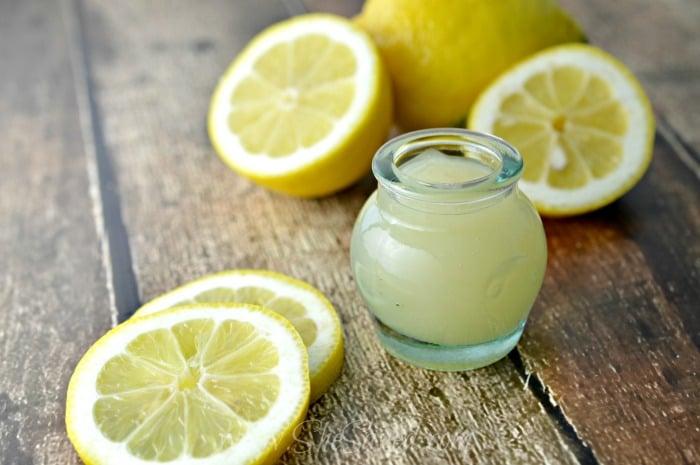 Lemon Butter Recipe