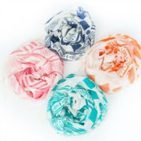 50% Off Oblong Scarves + FREE Shipping!