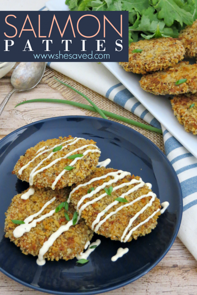 Looking for a unique and delicious meal idea? Try my recipe for Salmon Patties which you can make with both fresh or canned salmon.