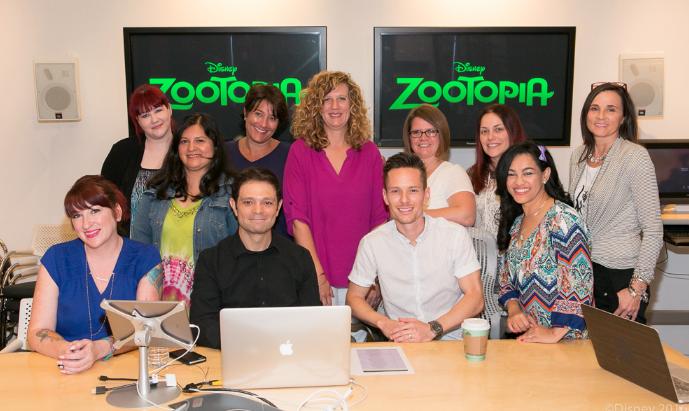 Zootopia Team