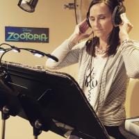 Disney Behind the Scenes: Voicing Fru Fru from Zootopia