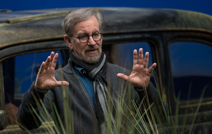 Spielberg talks BFG