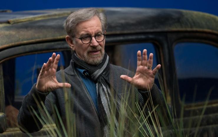Spielberg talks BFG