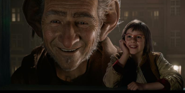 Spielberg on The BFG