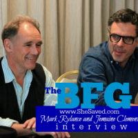 Mark Rylance and Jemaine Clement on their GIGANTIC Roles in The BFG #TheBFGEvent