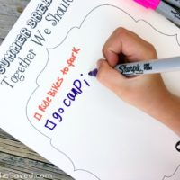 Family Fun: FREE Family Summer Wish List Printable