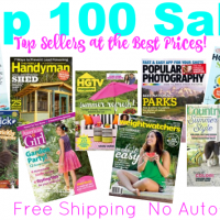 TOP 100 Magazine Sale!