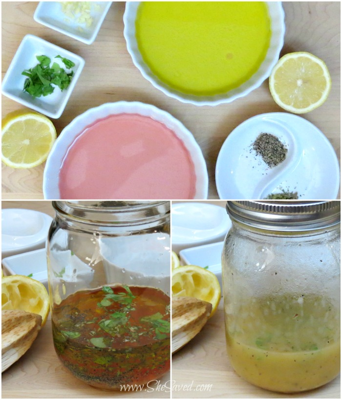 How to Make Greek Vinaigrette Dressing