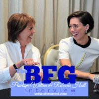 Penelope Wilton and Rebecca Hall on their Roles in The BFG #TheBFGEvent
