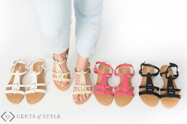 Cents of Stlye Sandal