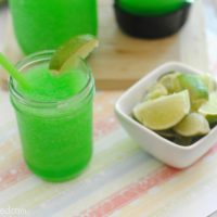 Kool-Aid Lime Slushie Recipe