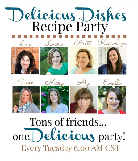 Delicious Dishes Blog Party