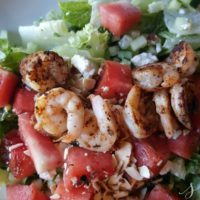 Applebee's New Menu Items: Wood Fired Grill Salads + Sweepstakes