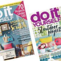 RARE! Do It Yourself Magazine for $9.99!