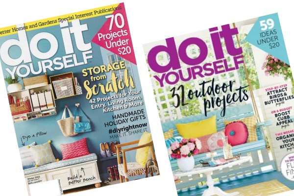 RARE! Do It Yourself Magazine for $9.99!