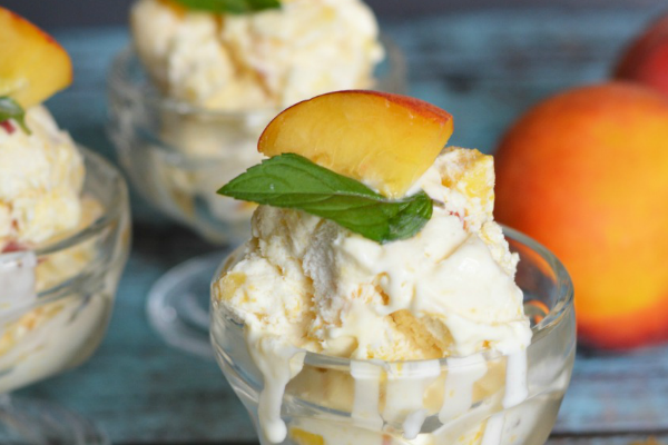 Mango Ice Cream homemade recipe