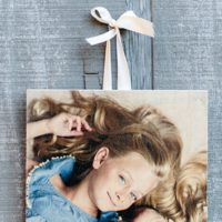 GREAT Gift Idea! FREE 5×7 Wooden Photo Board! (just pay shipping)