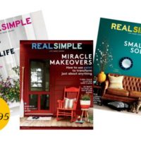 Rare Deal! Real Simple magazine for just $11.95