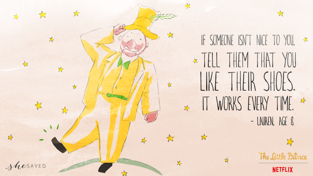 homemade photo book ideas - Take The Grown Up Test The Little Prince on Netflix Today