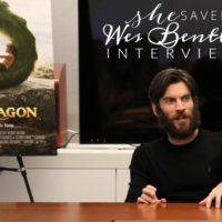 My Interview with Wes Bentley: Talking about Dragons, Disney and Imagination