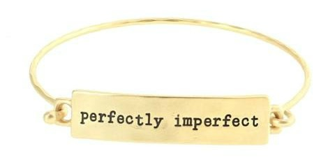 perfectly imperfect bracelet