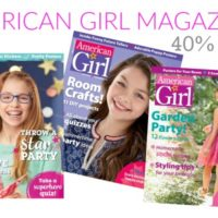 RARE!! American Girl Magazine for $15.95