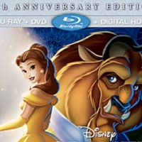 Beauty and the Beast: 25th Anniversary Edition Available Tomorrow!