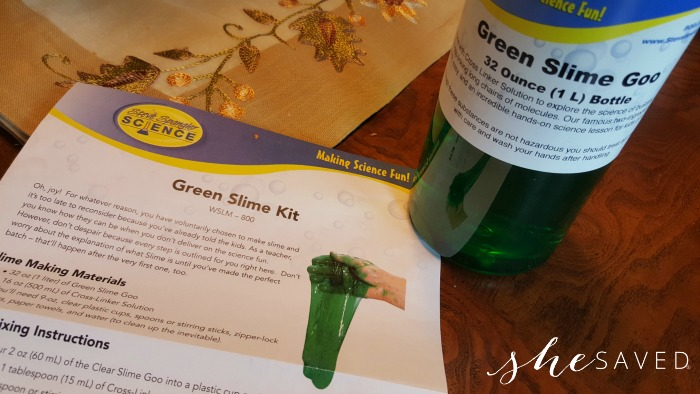 green-slime-kit