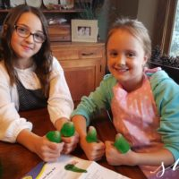 Making Green Slime with the Steve Spangler Green Slime Science Kit (+25% off!!)