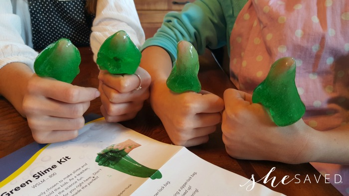 green-slime-set