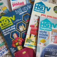 *HOT* HGTV Magazine for $11.95 Per Year!