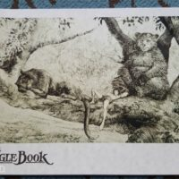Enter to Win! Jungle Book Limited Edition Lithograph Giveaway!