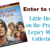 Little House on the Prairie: Legacy Movie Collection Giveaway!