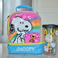 Back to School with Snoopy Giveaway!