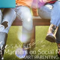 Smart Parenting: Good Manners on Social Media