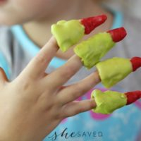 Halloween Treat: Bugles Witch Fingers