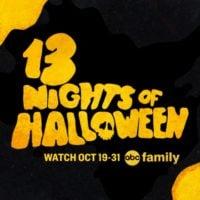 Freeform Presents the 13 Nights of Halloween Movie Schedule 2017