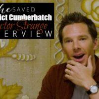 Interview: Benedict Cumberbatch as Doctor Strange #DoctorStrangeEvent