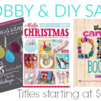 Hobby and DIY Magazine, Tutorial and Digital Book Sale!