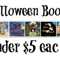 Halloween Books Under $5