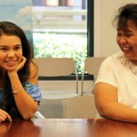 The REAL Moana: Auli'i Cravalho and Her Mom Puanani Cravalho