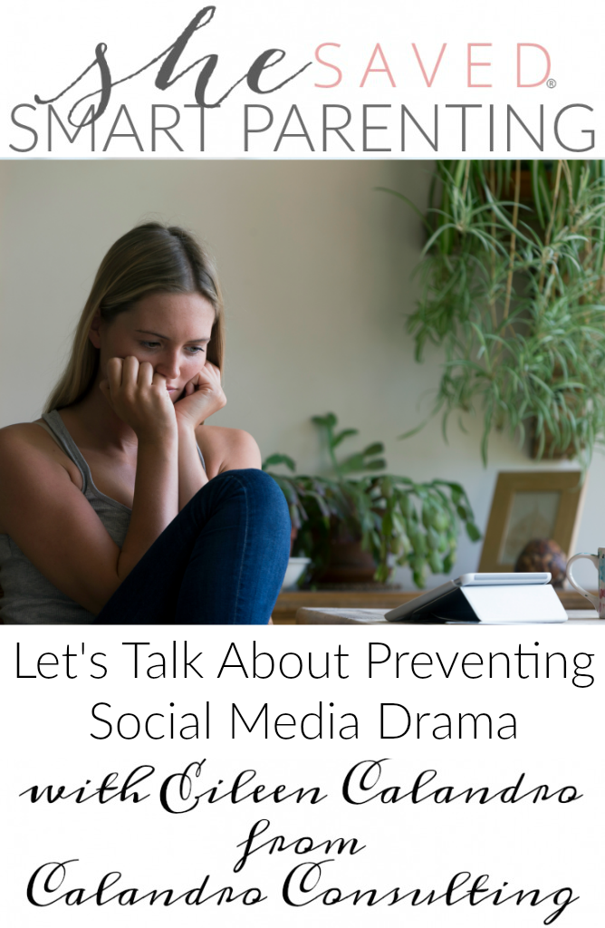 In this day and age, conversations about preventing social media drama are a great way to save your teen or tween from any heartache. Here are some great tips for preventing social media drama!