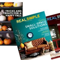 Rare Deal! Real Simple magazine for just $9.99