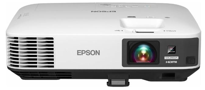 Epson Ultra bright home theater 2