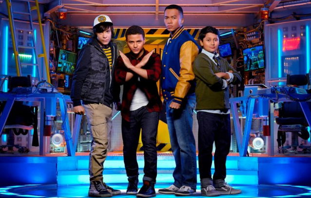Disney Channel's MECH-X4