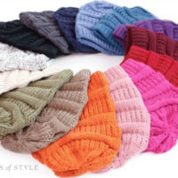 Slouchy Knit Beanie for $10.95 + FREE SHIPPING