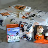 Halloween Fun with Snoopy Giveaway!