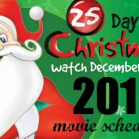 Freeform Countdown To 25 Days Of Christmas TV Schedule for 2016