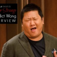 Interview: Benedict Wong on His Role in Doctor Strange #DoctorStrangeEvent