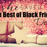 My Favorite Black Friday Deals: Recap and Round Up